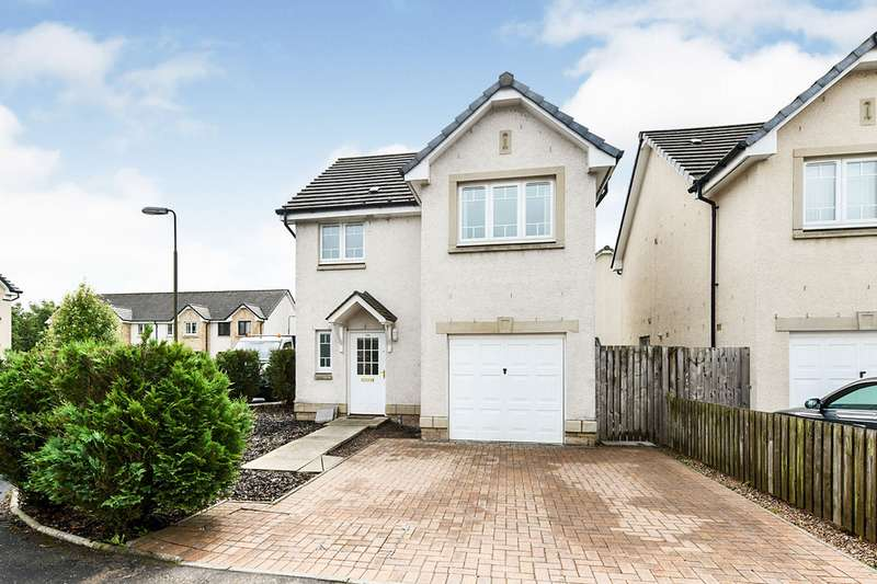 3 Bedrooms Detached House for sale in Mallace Avenue, Armadale, EH48