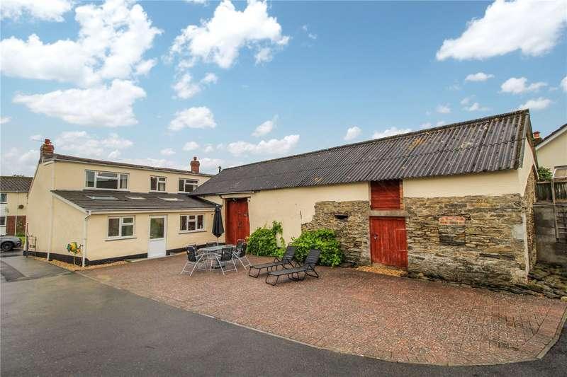 3 Bedrooms Detached House for sale in Wrafton, Braunton, Devon, EX33