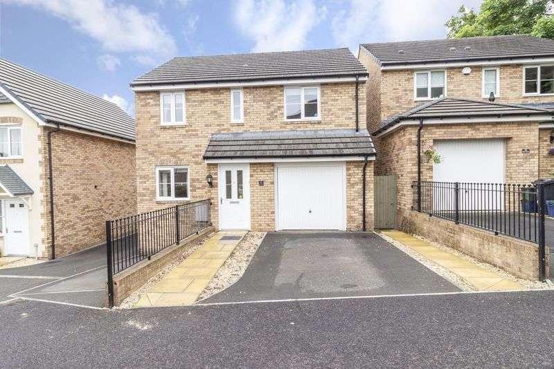 3 Bedrooms Property for sale in Bailey Crescent Langstone, Newport