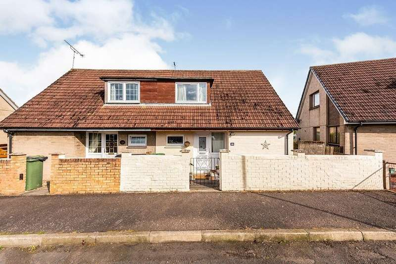 3 Bedrooms Semi Detached House for sale in Cockburn Drive, Ormiston, EH35