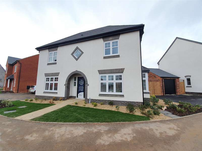 3 Bedrooms Detached House for sale in Knightcote Road, Bishops Itchington, Southam
