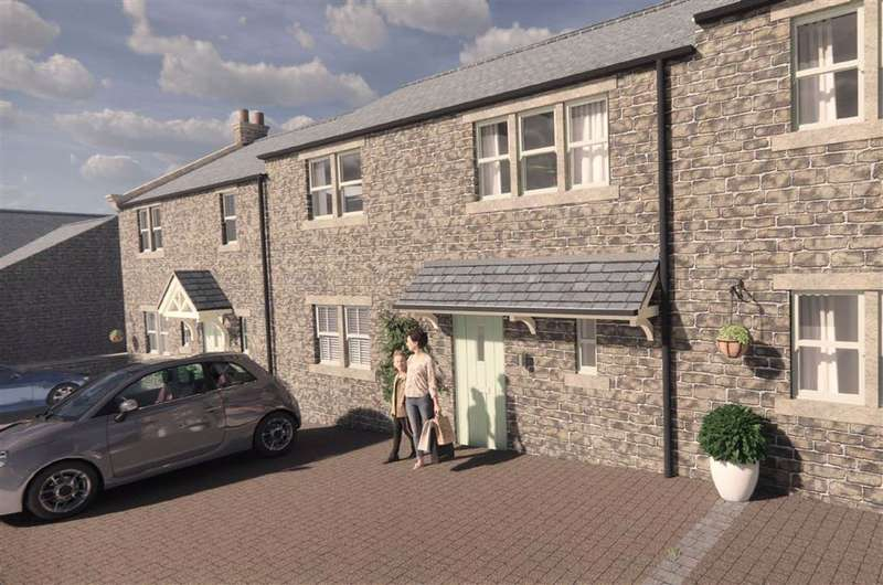 3 Bedrooms Terraced House for sale in Middlesmoor, Harrogate, North Yorkshire