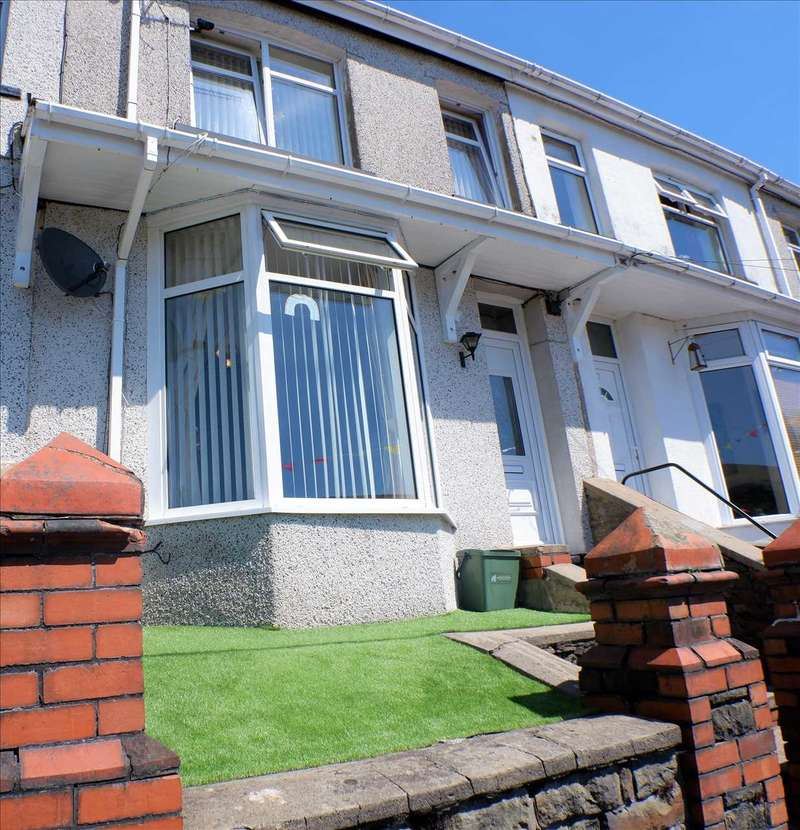 3 Bedrooms Terraced House for sale in Islwyn Terrace, Porth