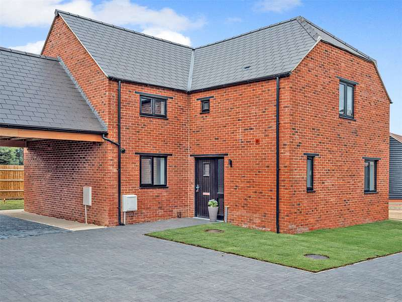 4 Bedrooms Link Detached House for sale in The Orchard, Harvington Lane, Norton