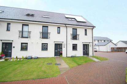 3 Bedrooms End Of Terrace House for sale in Crofton Square, Renfrew