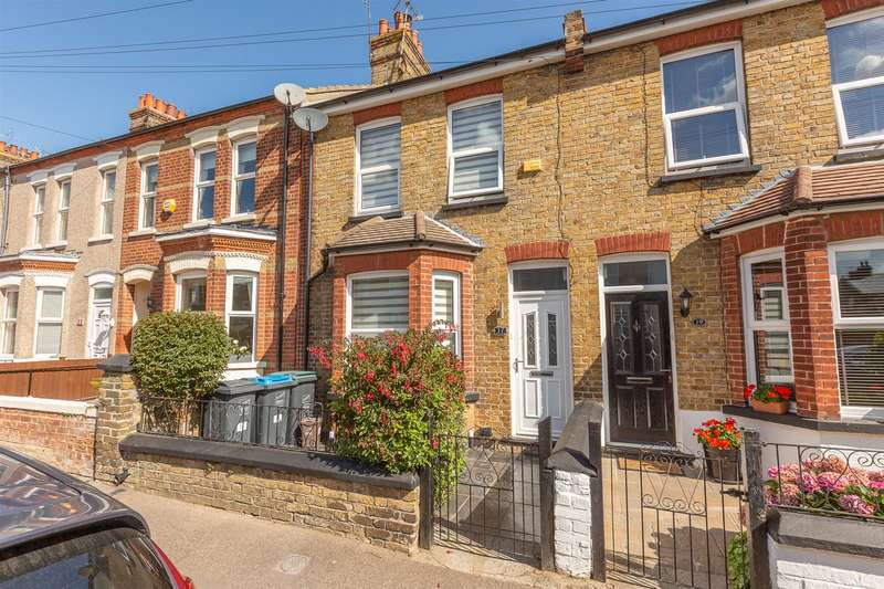 2 Bedrooms Terraced House for sale in Reculvers Road, Westgate-On-Sea