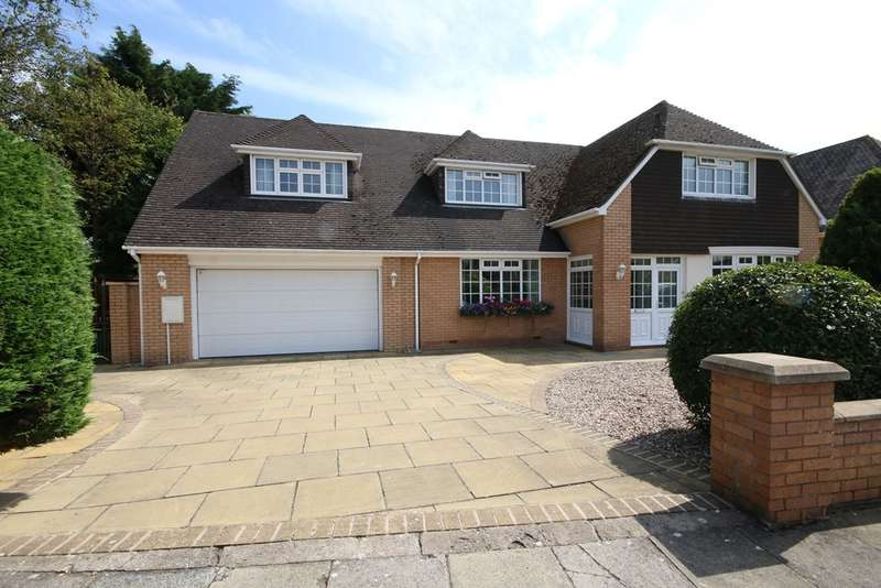 4 Bedrooms Detached House for sale in Twistfield Close, Birkdale, Southport