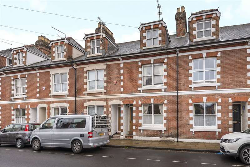 4 Bedrooms Terraced House for sale in Hyde Abbey Road, Winchester, Hampshire, SO23