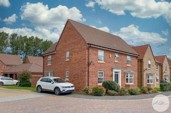 4 Bedrooms Property for sale in Blackthorn Road, Northallerton
