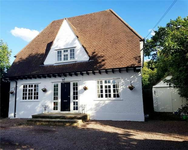 3 Bedrooms Detached House for sale in 55 Leaves Green Road, KESTON, Kent