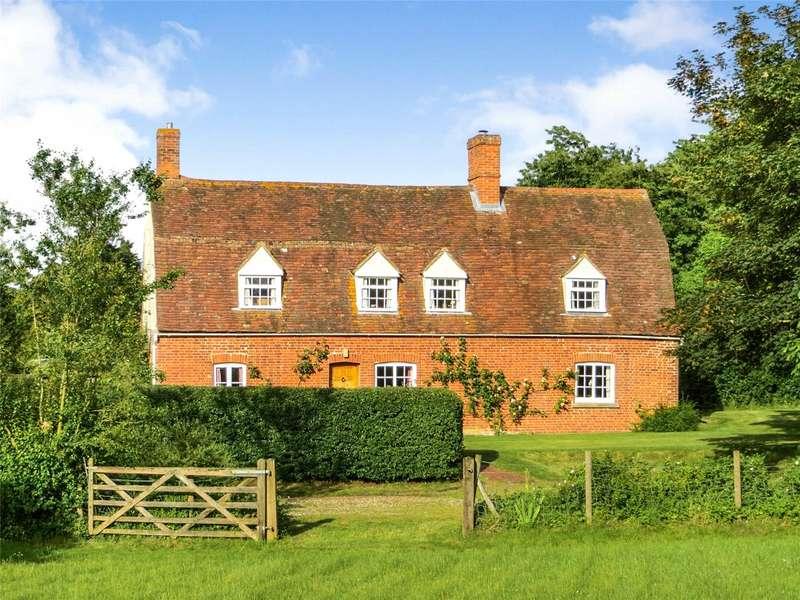 4 Bedrooms Detached House for sale in Cornard Tye, Sudbury, Suffolk, CO10
