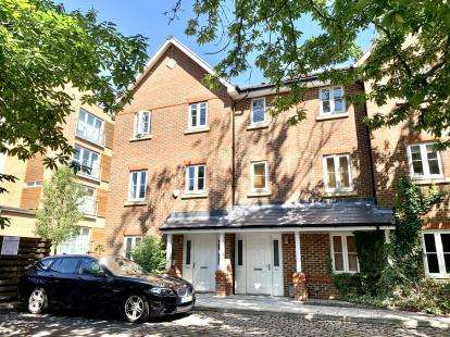 4 Bedrooms End Of Terrace House for sale in The Avenue, Southampton, Hampshire