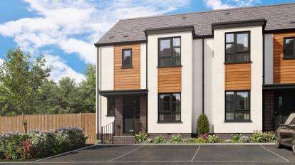 3 Bedrooms Semi Detached House for sale in Equinox 1, Exeter