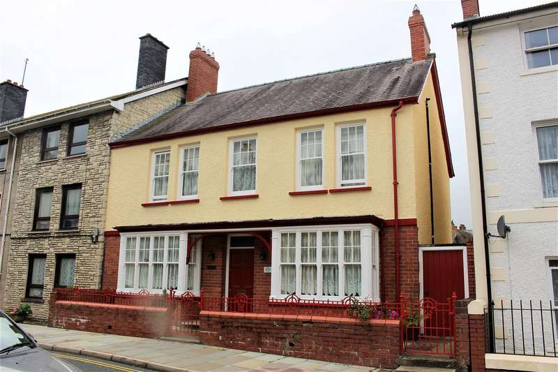 Town House for sale in Upper Market Street, Haverfordwest