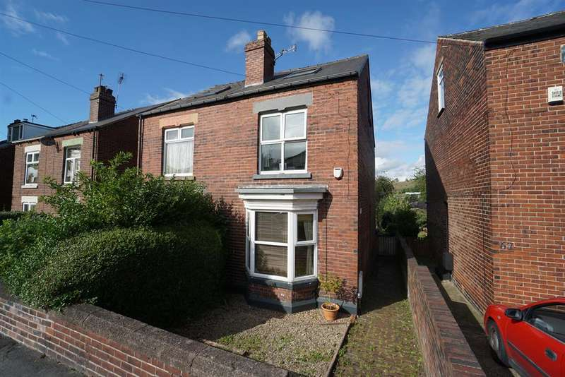 4 Bedrooms Semi Detached House for sale in Havercroft Road, Woodseats, Sheffield, S8 0NQ