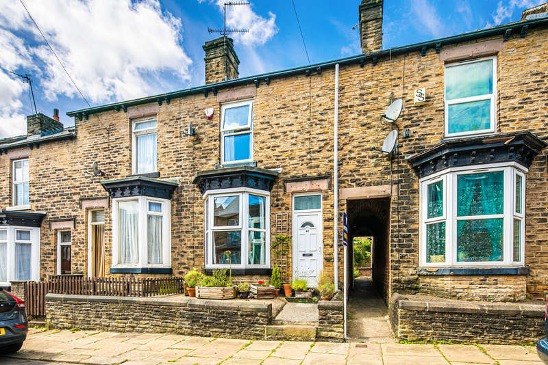 3 Bedrooms Terraced House for sale in Tasker Road, Crookes