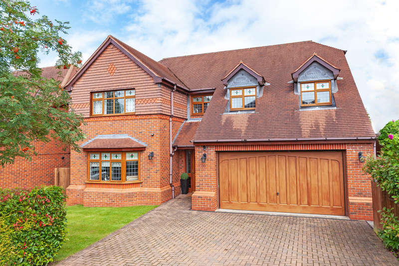 4 Bedrooms Detached House for sale in Cawdell Drive, Long Whatton