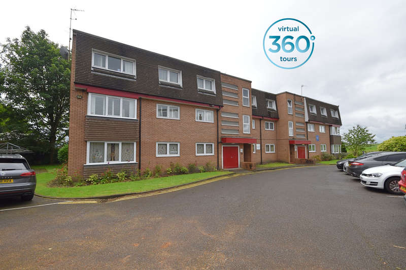 2 Bedrooms Flat for sale in Rivington Court, Whitefield