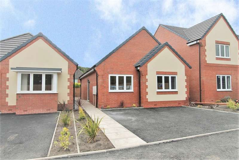 2 Bedrooms Bungalow for sale in St Marks Gardens , Bungalows 1-8, Gibbons Lane, Nr Kingswinford, DY5