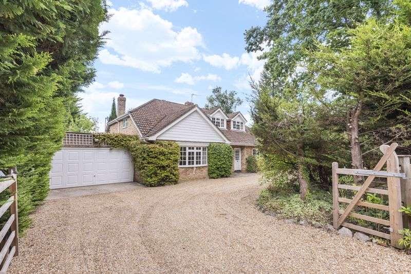 5 Bedrooms Property for sale in No onward chain - Oakhill Road, Headley Down