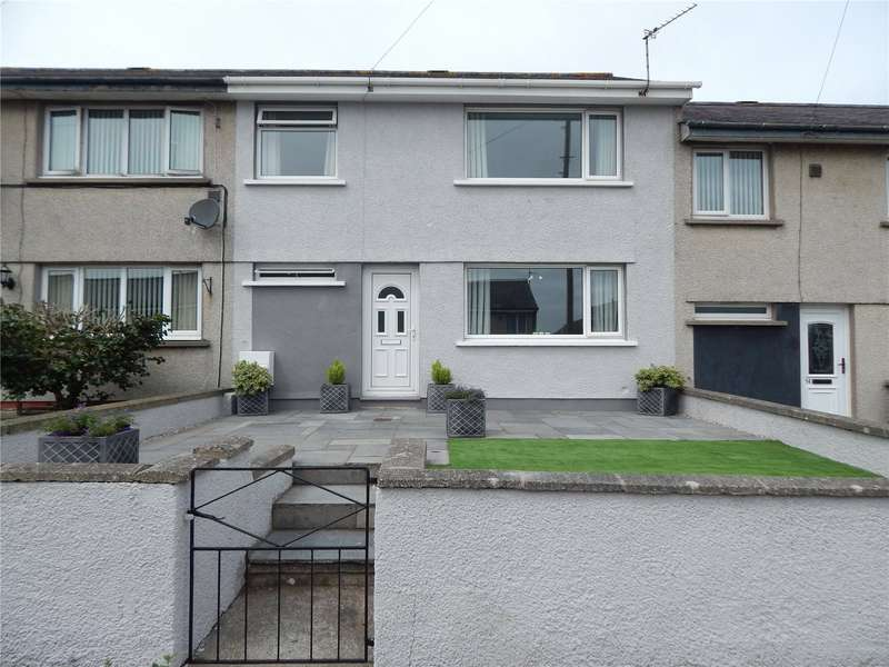 3 Bedrooms Terraced House for sale in Tre Ifan Estate, Caergeiliog, Holyhead, Ynys Mon, LL65