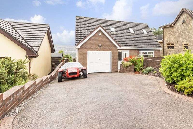 3 Bedrooms Property for sale in Blaen Cendl Beaufort, Ebbw Vale