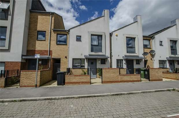 3 Bedrooms Terraced House for sale in Ovington Gardens, EASTLEIGH, Hampshire