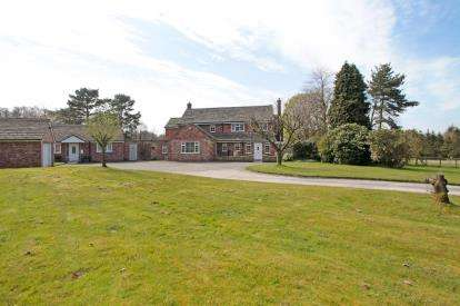 House for sale in Bradford Lane, Nether Alderley, Macclesfield, Cheshire