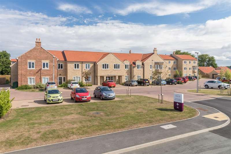 2 Bedrooms Apartment Flat for sale in Apartment 36, Mickle Hill, Pickering, North Yorkshire, YO18 7ND