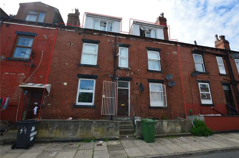 3 Bedrooms Terraced House for sale in Flats 1-3, 22 Trentham Grove, Leeds, West Yorkshire