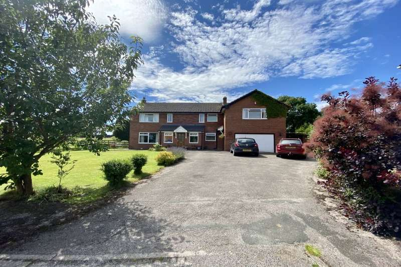 6 Bedrooms Detached House for sale in Kidderton Close, Brindley, Nantwich, CW5