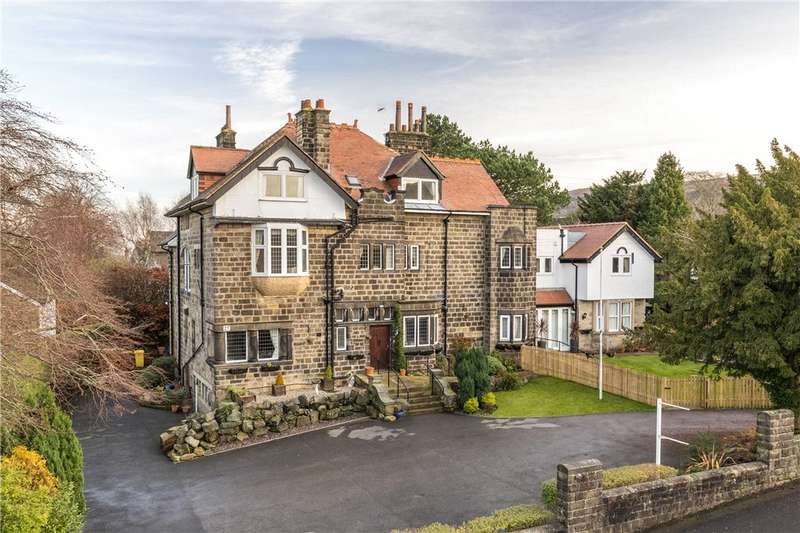 5 Bedrooms Unique Property for sale in Victoria Avenue, Ilkley, West Yorkshire