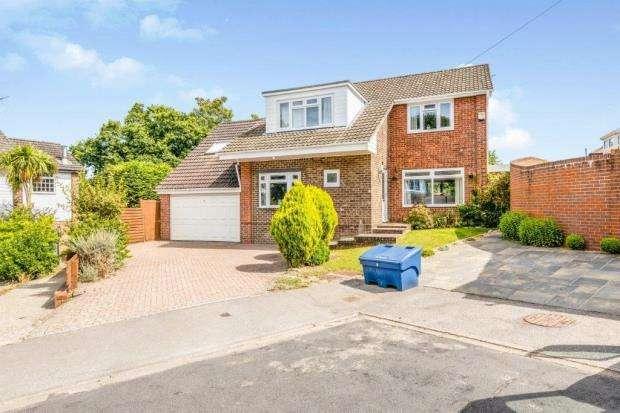 5 Bedrooms Detached House for sale in Bedhampton, Havant, Hampshire