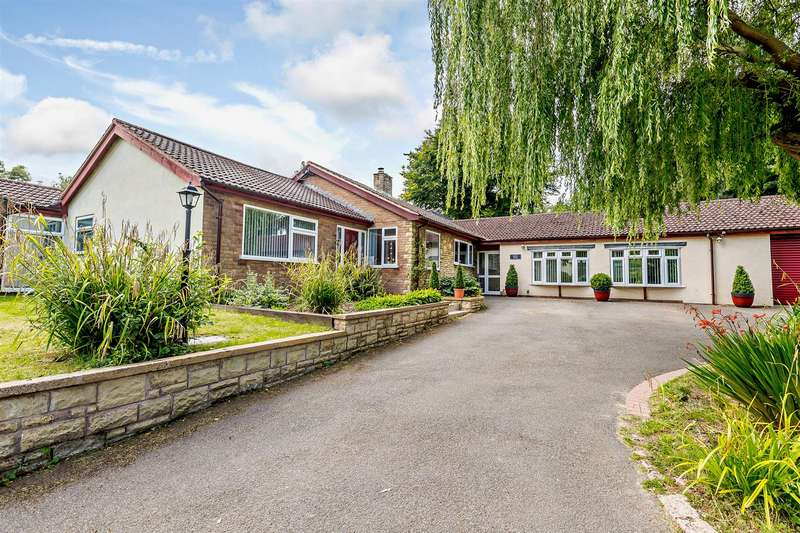4 Bedrooms Bungalow for sale in Draycote, Rugby, Warwickshire