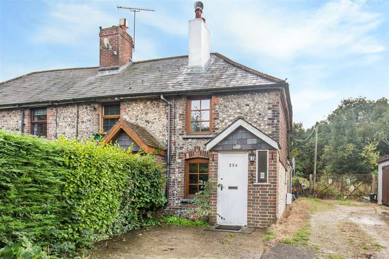 2 Bedrooms End Of Terrace House for sale in Main Road, Westerham