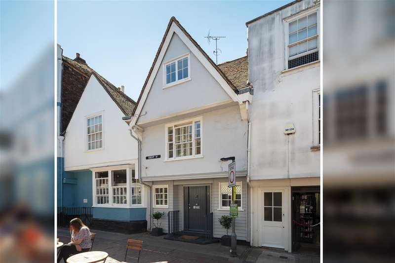 3 Bedrooms Terraced House for sale in West Street, Faversham