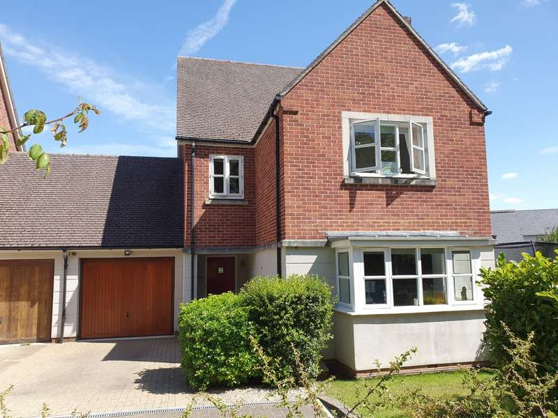 Property for sale in Cutting Drive, Basingstoke RG24