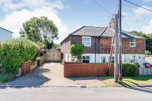4 Bedrooms Semi Detached House for sale in Broom Hill Cottages, Broom Hill, Flimwell, Wadhurst
