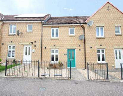 3 Bedrooms Terraced House for sale in Russell Place, Bathgate
