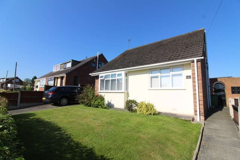 3 Bedrooms Bungalow for sale in Brookfield Avenue, Runcorn, Cheshire, WA7