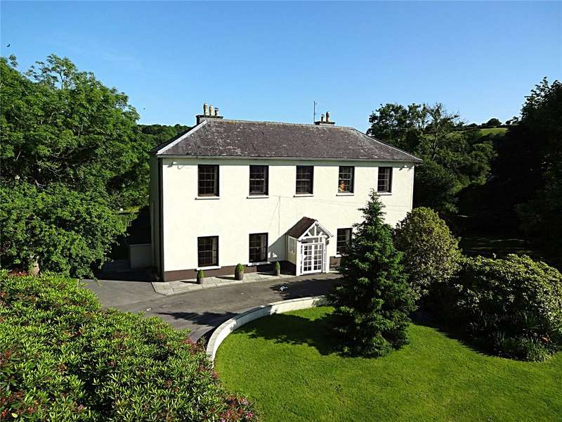 7 Bedrooms Detached House for sale in Bethlehem, Llandeilo, Carmarthenshire, SA19 6YA