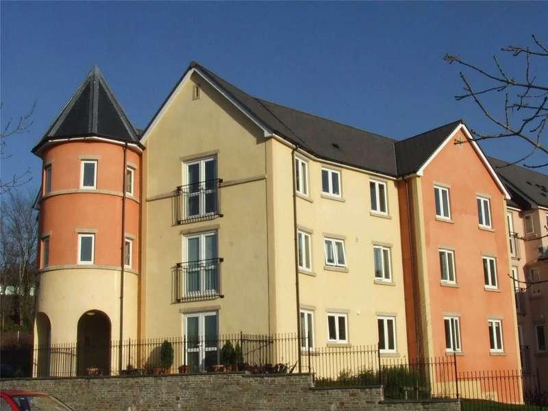 2 Bedrooms Retirement Property for sale in 7 Gwenllian Morgan Court, Heol Gouesnou, Brecon, Powys, LD3 7EE