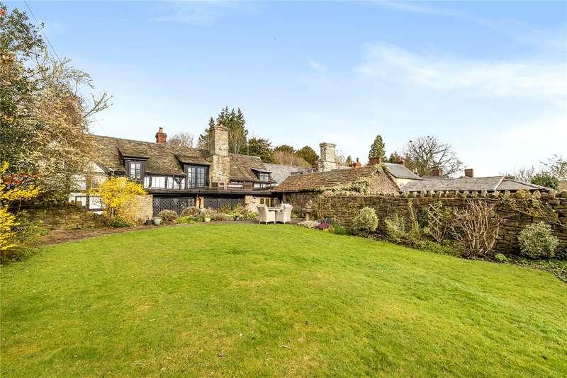 3 Bedrooms Terraced House for sale in 15-16 Duke Street, Kington, Herefordshire, HR5 3BL