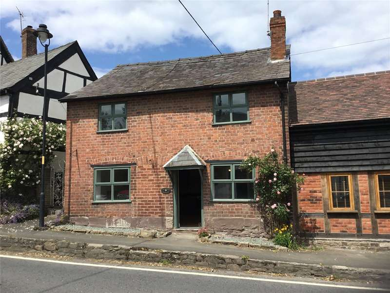 3 Bedrooms House for sale in High Street, Pembridge, Leominster, Herefordshire, HR6 9DS