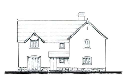 House for sale in Oxford Lane, Kington, Herefordshire, HR5 3ED