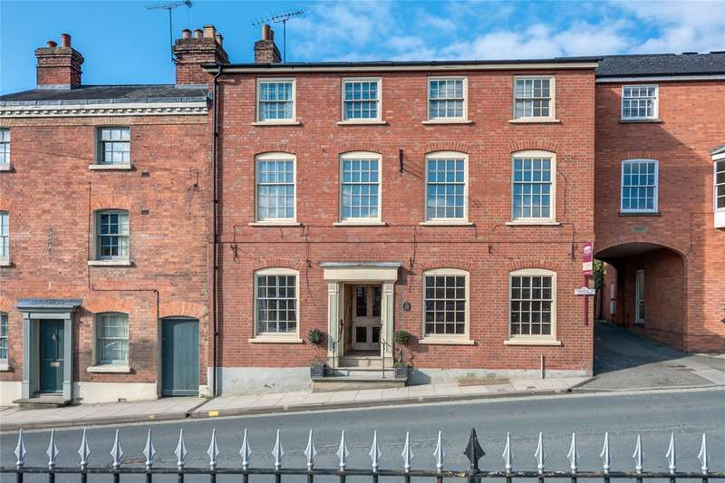 6 Bedrooms Town House for sale in 22-24 Old Street, Ludlow, Shropshire, SY8 1NP