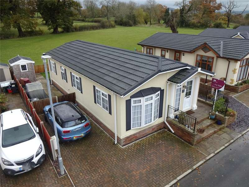 2 Bedrooms Detached House for sale in 3 Tavern Park, Forden, Welshpool, Powys, SY21 8NN