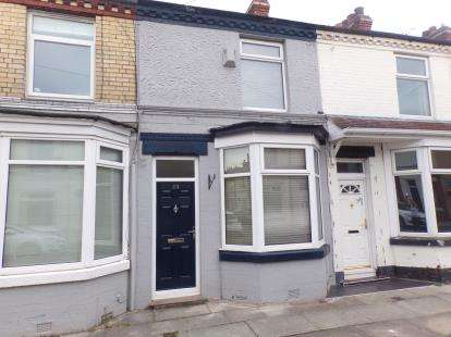 2 Bedrooms Terraced House for sale in Fourth Avenue, Liverpool, Merseyside, L9