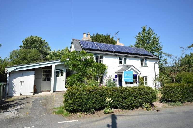 3 Bedrooms Detached House for sale in Ford Street, Stapleton, Presteigne