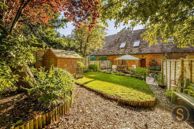 4 Bedrooms Semi Detached House for sale in Mentmore, Buckinghamshire